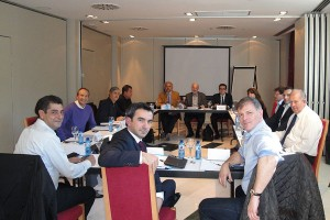 2010.11 EUROPEAN SECTOR MEETING - BARCELONA - SPAIN